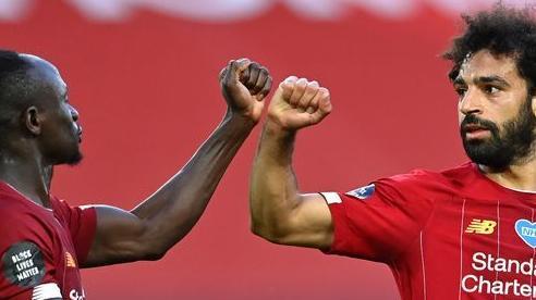 Klopp nói câu quá đỉnh khiến Salah, Mane không thể rời Liverpool