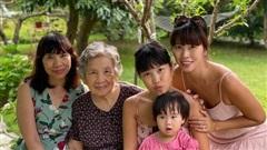 Siêu mẫu Hà Anh khoe ảnh 4 thế hệ quây quần trong kỳ nghỉ dưỡng ở resort