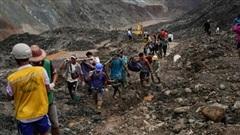 Các Bộ trưởng Ngoại giao ASEAN chia buồn về vụ sạt lở mỏ tại Myanmar