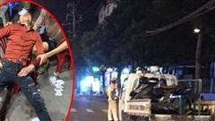Vụ người vi phạm giao thông 'tố' bị vụt vào mặt ở Vĩnh Phúc: Cục CSGT yêu cầu báo cáo