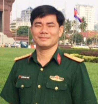 Hành động đẹp của Thượng úy QNCN Nguyễn Hoàng Thuận