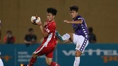 Viettel và Hà Nội bất phân thắng bại ở derby Thủ đô