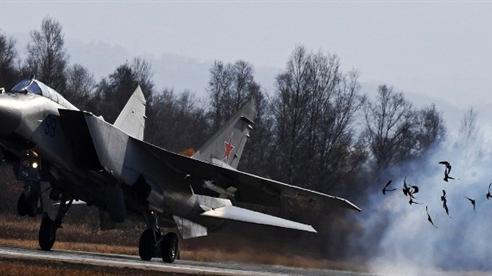 Vụ bán 4 tiêm kích MiG-31 giá bèo gây sốc