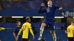 Hạ Watford 3-0, Chelsea trở lại tốp 4