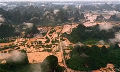 Trung Quốc oằn mình trong mưa lũ: Hơn 100 người chết và mất tích