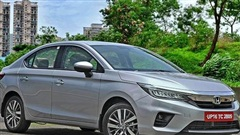 Chính thức chốt ngày ra mắt chiếc Honda City thế hệ mới, giá hơn 300 triệu đồng