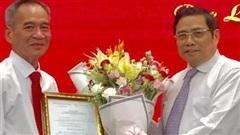 Ông Lữ Văn Hùng, Bí thư Tỉnh ủy Hậu Giang được điều động làm Bí thư tỉnh ủy Bạc Liêu