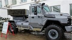Ukraine sử dụng MLRS Flute của Belarus tại chiến trường miền Đông