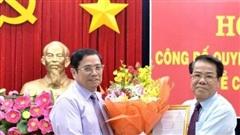 Bộ Chính trị chỉ định, chuẩn y nhân sự mới Cà Mau