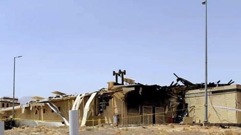 Israel tuyên bố không nhất thiết phải liên quan tới sự cố ở cơ sở hạt nhân Iran