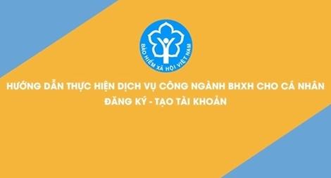 Hướng dẫn thực hiện Gia hạn thẻ BHYT theo hộ gia đình và Đóng tiếp BHXH tự nguyện trên Cổng DVC Quốc gia