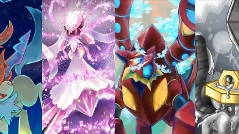 Pokemon huyền thoại có mấy dạng và khác nhau ở chỗ nào?