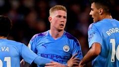 Tự tin thái quá Manchester City để thua cả đội gần cuối bảng xếp hạng