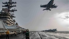 Mỹ thách thức Trung Quốc trên biển Đông