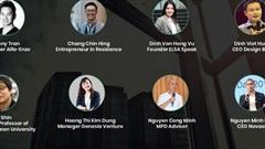 Lần đầu tiên một trường Đại học thiết kế chương trình đưa doanh nghiệp Việt tiến ra nước ngoài, Mentors là Shark Dzung, CEO GotIt! Hùng Trần, Founder Misfit Lê Diệp Kiều Trang