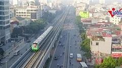 Tàu đường sắt Cát Linh - Hà Đông chạy sớm hay muộn phải chờ chuyên gia Pháp