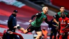 Chơi tẻ nhạt, 'nhà Vua' Liverpool vẫn giành chiến thắng trước Aston Villa