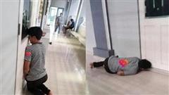 Con đi học, bố trẻ ngoài cửa 'rình rập', đứng ngồi không yên, lý do thật sự khiến tất cả phải bật cười