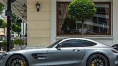 Bóc tách tùy chọn trên Mercedes-AMG GT R của doanh nhân Nguyễn Quốc Cường: Riêng màu sơn đã ngang ngửa một chiếc Honda SH