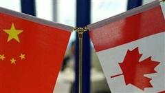 Căng thẳng leo thang, TQ cảnh báo công dân đến Canada