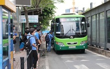 Nhiều HTX xe buýt ở TP HCM kiến nghị khẩn