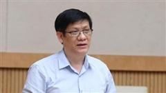 Thủ tướng giao quyền Bộ trưởng Bộ Y tế cho GS.TS Nguyễn Thanh Long