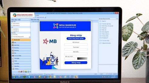 Dịch vụ ngân hàng điện tử gia tăng lợi ích cho doanh nghiệp