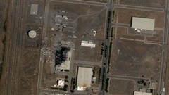 Iran bất ngờ phủ nhận nổ tại nhà máy hạt nhân