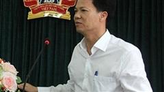 Bí thư Quận ủy Hà Đông bị kỷ luật do liên quan dự án của 'đại gia điếu cày' Lê Thanh Thản