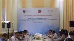 Thúc đẩy quan hệ đối tác hợp tác chiến lược Việt Nam-Hàn Quốc đi vào chiều sâu