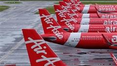 Hãng hàng không AirAsia đang ở tình thế 'ngàn cân treo sợi tóc'