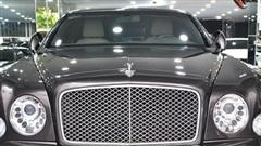 Bentley Mulsanne rẻ ngang Mercedes-Benz S-Class sau 10 năm tuổi, ODO là yếu tố bất ngờ hơn cả