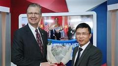 Chi tiết cuộc giao lưu trực tuyến giữa Đại sứ Mỹ và độc giả VietNamNet