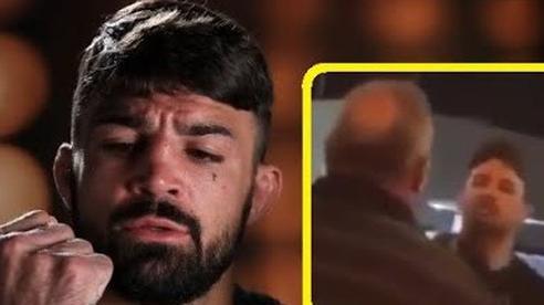 Mike Perry làm loạn, đấm gục một người đàn ông trong quán ăn