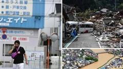 Lũ quần thảo' Nhật Bản khiến 56 người thiệt mạng và hơn 3 triệu người phải sơ tán