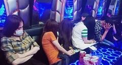 41 đối tượng vào quán karaoke chơi ma túy