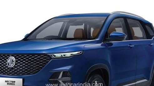 Xe SUV MG Hector Plus giá hơn 21.000 USD