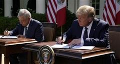 Mỹ - Mexico ký 'thỏa thuận thương mại lớn nhất từng được thực hiện'