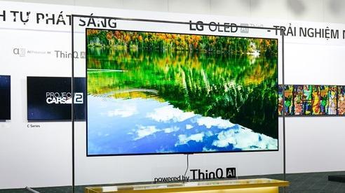 Cận cảnh 2 TV OLED 8K mới nhất của LG: Mỏng, đẹp, giá cũng sang chảnh không kém