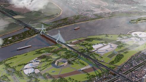 Cú hích cầu Tứ Liên: Tương lai của những đô thị ven sông