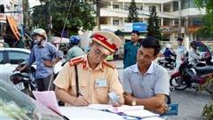 Từ 5/8: Cảnh sát giao thông cấp huyện được ra đường Quốc lộ xử phạt vi phạm giao thông?