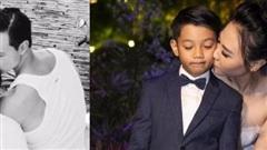 Ngưỡng mộ những ông bố dượng, bà mẹ kế tuyệt vời nhất showbiz Việt