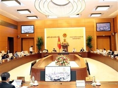 Ủy ban Thường vụ Quốc hội sắp họp về công tác kiểm toán và nhân sự