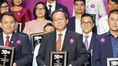 Vietjet, Thế Giới Di Động, Vietcombank vào top 'kinh doanh hiệu quả'