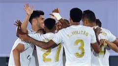 Thắng Alaves 2-0, Real đếm ngày vô địch La Liga