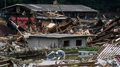 Một thảm họa khác ngoài Covid-19, mưa lũ đang gây thiệt hại lớn ở Nepal và Nhật Bản