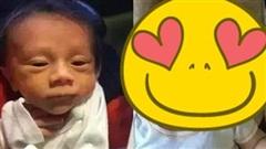 Bố 'khóc ròng' vì nhan sắc con gái mới sinh, mấy tháng sau con 'lột xác' khiến ai nấy không tin vào mắt mình