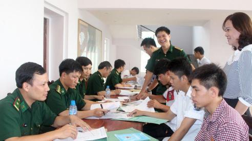 An Giang: Thí sinh đủ điều kiện thi vào các học viện, trường Quân đội năm nay cao nhất từ trước đến nay