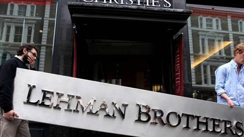 [Gian lận và sụp đổ] Lehmann Brothers và vụ gian lận REPO năm 2008
