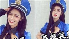 Rũ bỏ hình tượng thơ ngây, nữ ca sĩ Trung Quốc gây sốc khi khoe trọn vòng 1 'bức thở' với bộ ảnh cosplay Caitlyn của LMHT